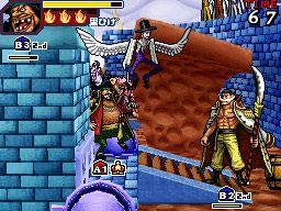 One Piece: Gigant Battle - Screenshots - Bild 10