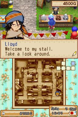 Harvest Moon: Grand Bazaar - Screenshots - Bild 7