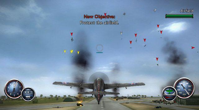 Combat Wings: The Great Battles of World War II - Screenshots - Bild 14