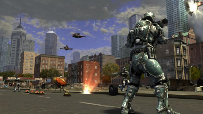 Earth Defense Force: Insect Armageddon - Screenshots - Bild 18