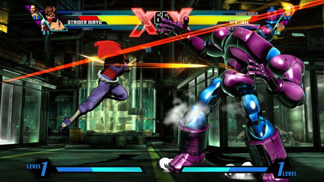Ultimate Marvel vs. Capcom 3 - Screenshots - Bild 26