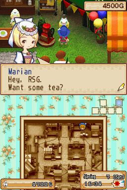 Harvest Moon: Grand Bazaar - Screenshots - Bild 5