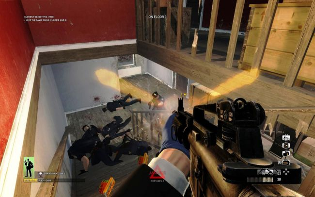 Payday: The Heist - Screenshots - Bild 1