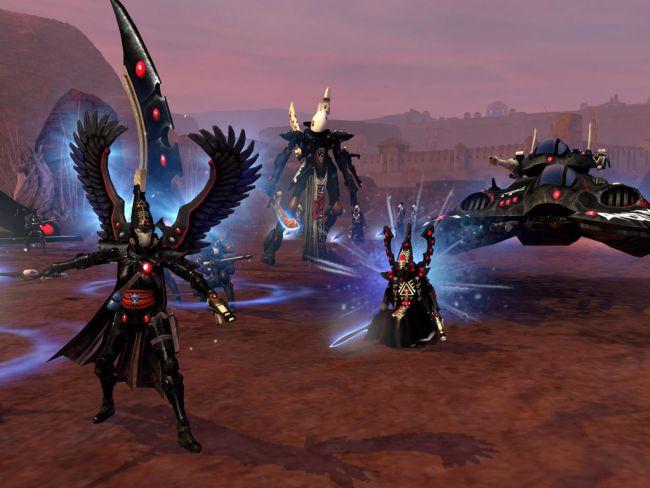 Warhammer 40.000: Dawn of War II - Retribution DLC: Ulthwé-Pack - Screenshots - Bild 8