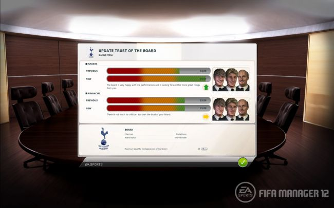 Fussball Manager 12 - Screenshots - Bild 2