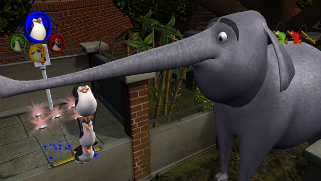Die Pinguine aus Madagascar: Dr. Seltsam kehrt zurück - Screenshots - Bild 1