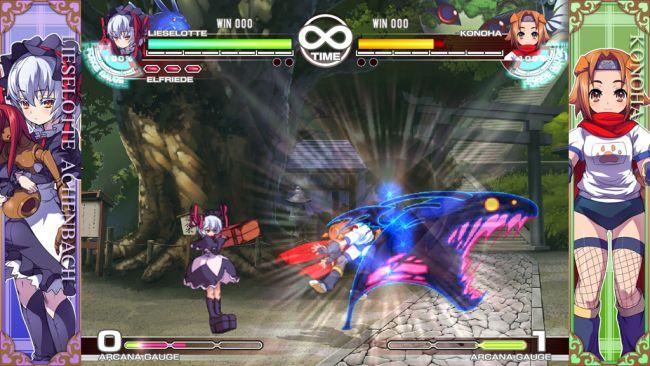 Arcana Heart 3 - Screenshots - Bild 20