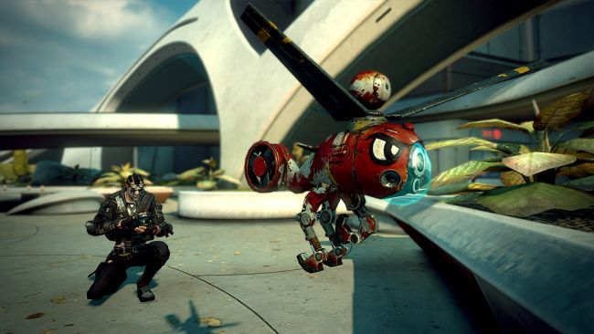 Brink DLC: Agents of Change - Screenshots - Bild 11