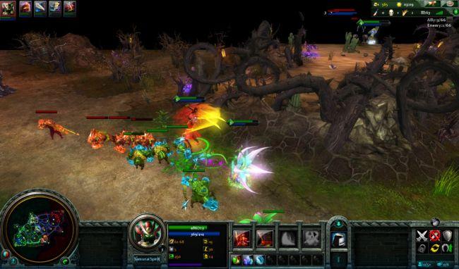 Realm of the Titans - Screenshots - Bild 6