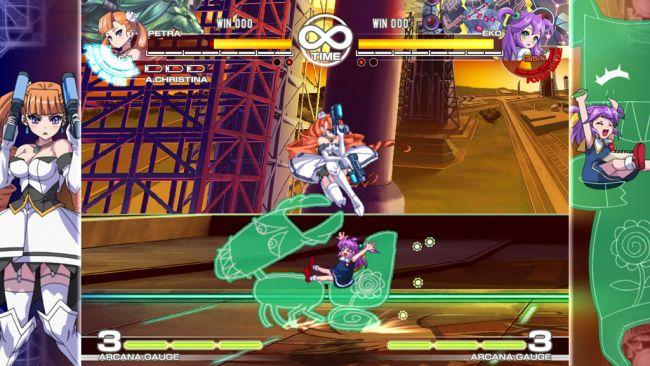 Arcana Heart 3 - Screenshots - Bild 1