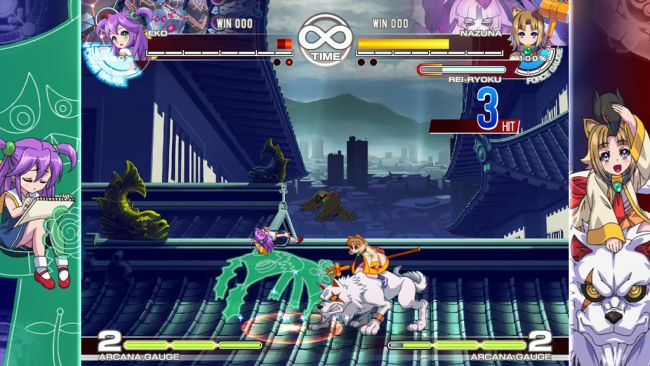 Arcana Heart 3 - Screenshots - Bild 18