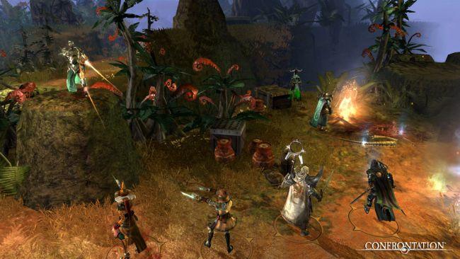 Confrontation - Screenshots - Bild 1