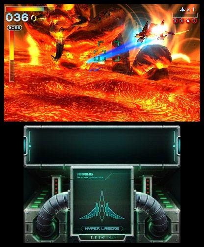 Star Fox 64 3D - Screenshots - Bild 5