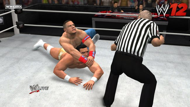 WWE '12 - Screenshots - Bild 12