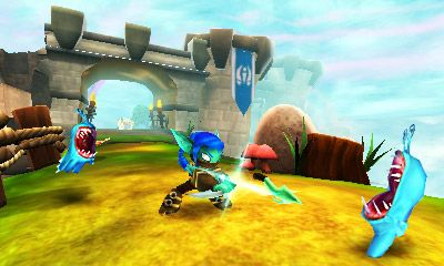 Skylanders: Spyro's Adventure - Screenshots - Bild 3