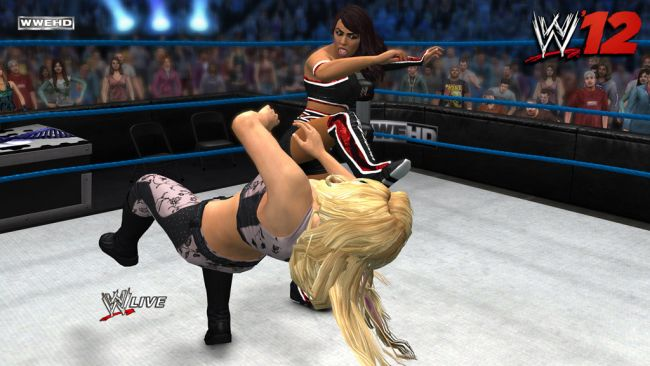 WWE '12 - Screenshots - Bild 3