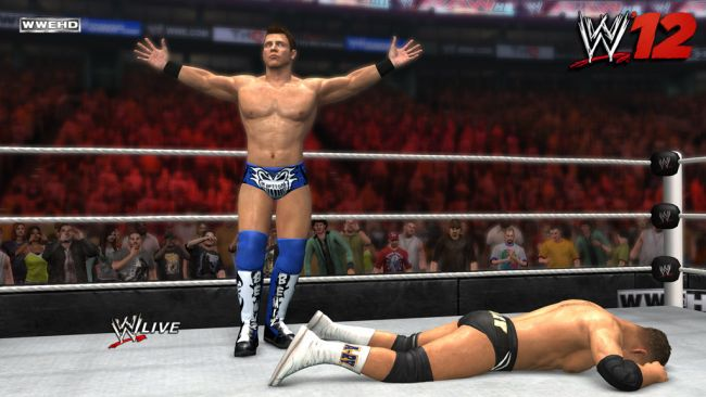 WWE '12 - Screenshots - Bild 18