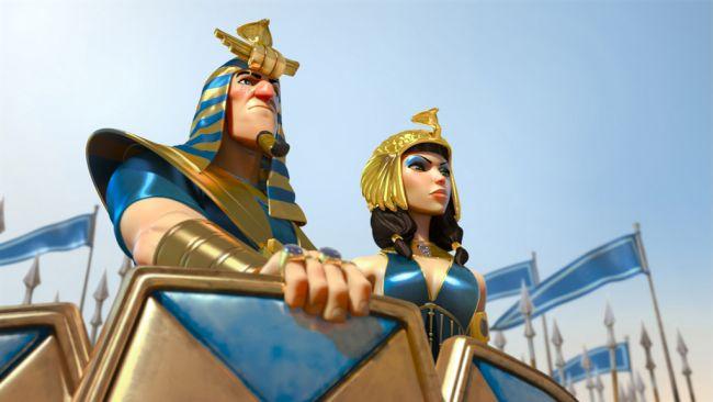 Age of Empires Online - Screenshots - Bild 4