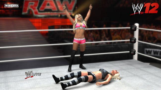 WWE '12 - Screenshots - Bild 15