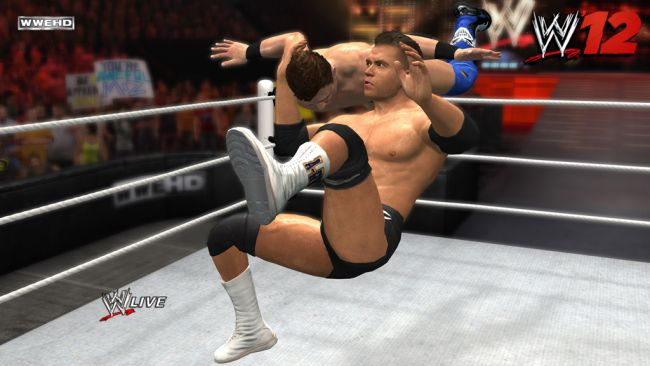 WWE '12 - Screenshots - Bild 11