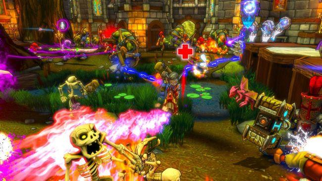 Dungeon Defenders - Screenshots - Bild 4