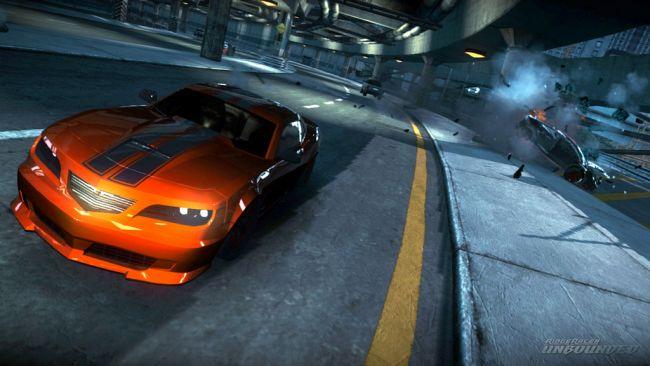 Ridge Racer Unbounded - Screenshots - Bild 6