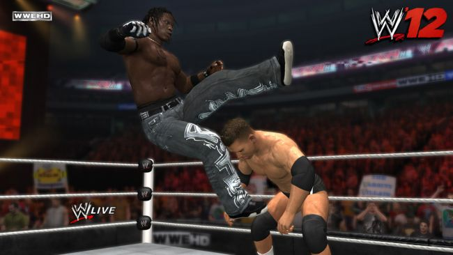 WWE '12 - Screenshots - Bild 21