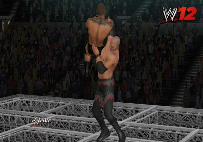 WWE '12 - Screenshots - Bild 29