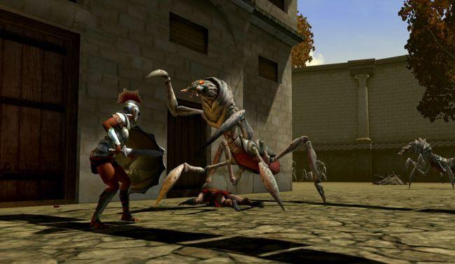 Gods & Heroes: Rome Rising - Screenshots - Bild 3