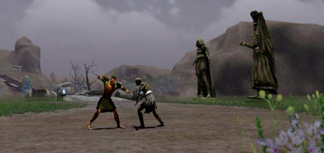 Gods & Heroes: Rome Rising - Screenshots - Bild 2