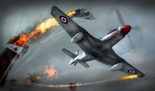 Combat Wings: The Great Battles of World War II - Screenshots - Bild 6