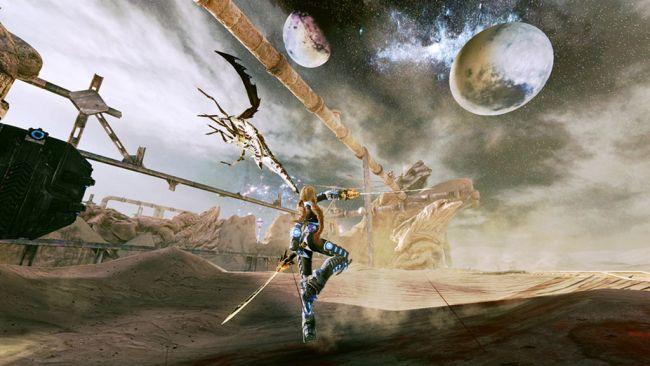 Blades of Time - Screenshots - Bild 1