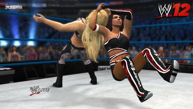 WWE '12 - Screenshots - Bild 16