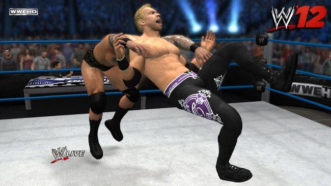 WWE '12 - Screenshots - Bild 13