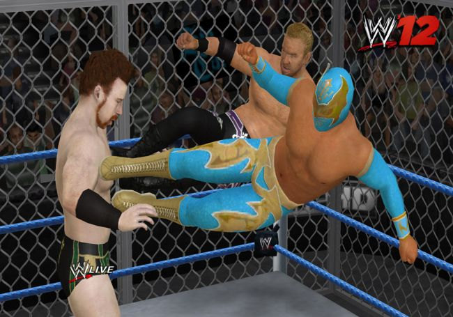 WWE '12 - Screenshots - Bild 32