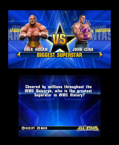 WWE All Stars - Screenshots - Bild 1