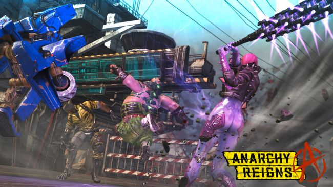 Anarchy Reigns - Screenshots - Bild 11