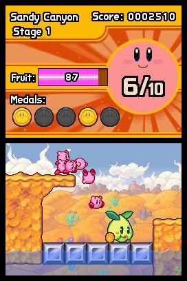 Kirby Mass Attack - Screenshots - Bild 14