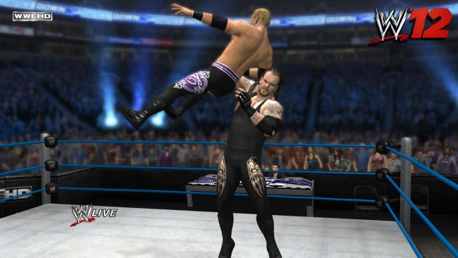 WWE '12 - Screenshots - Bild 23