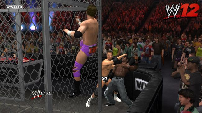 WWE '12 - Screenshots - Bild 9