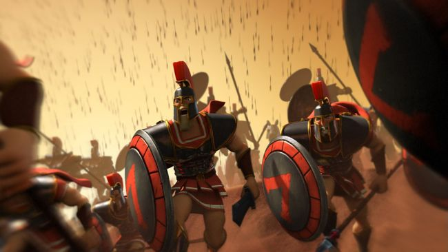 Age of Empires Online - Screenshots - Bild 1