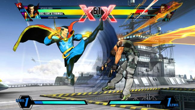 Ultimate Marvel vs. Capcom 3 - Screenshots - Bild 10