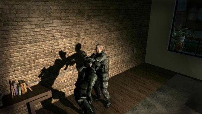 Tom Clancy's Splinter Cell Trilogy HD - Screenshots - Bild 3