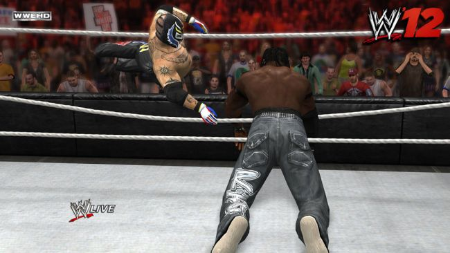 WWE '12 - Screenshots - Bild 22