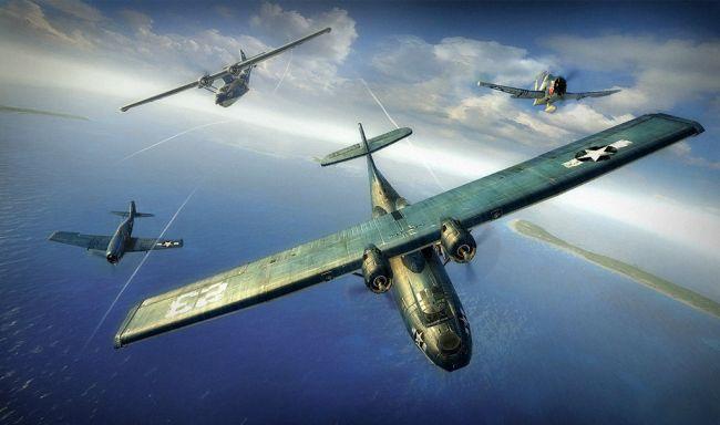 Combat Wings: The Great Battles of World War II - Screenshots - Bild 4