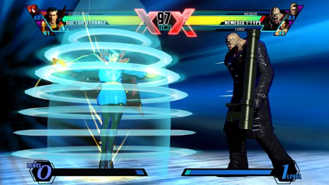 Ultimate Marvel vs. Capcom 3 - Screenshots - Bild 12