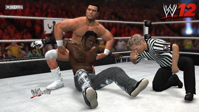 WWE '12 - Screenshots - Bild 10