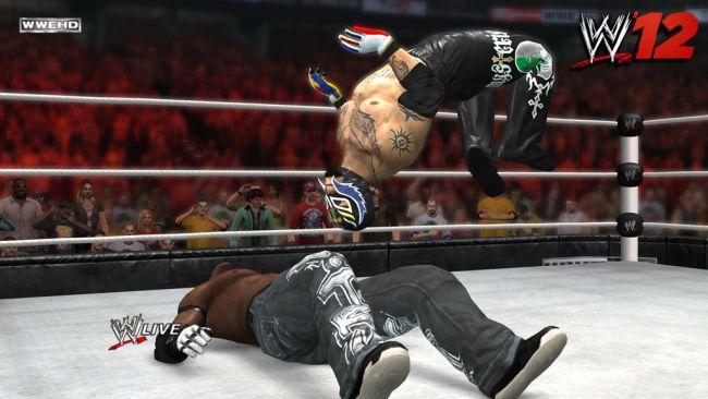 WWE '12 - Screenshots - Bild 6