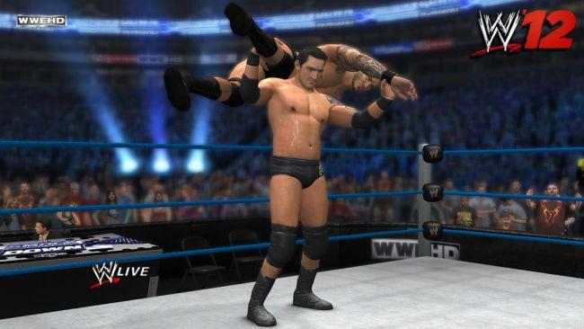 WWE '12 - Screenshots - Bild 24
