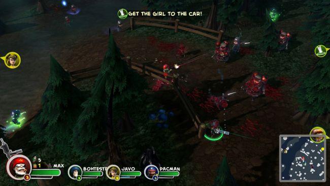 Bunch of Heroes - Screenshots - Bild 1